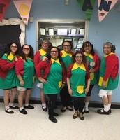 Celebrating Día del Niño at Cowart Elementary