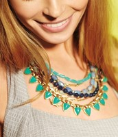 Sutton Necklace $75