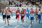 What is the 4X400 Relay Race?