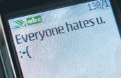 Examples of cyberbullying?