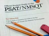 PSAT/NMQST Test at PHS 10/14/15