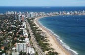 THIS IS A BEAUTIFUL BEACH IN URUGUAY