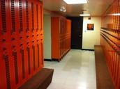 Lockers , Health Day , ( Grading )