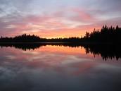 One of Minnesota'a nice lakes
