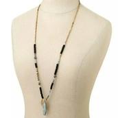 Artisan Pendant Necklace