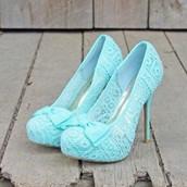 """Los zapatos 6"""" Stilletos"""