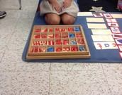 Moveable Alphabet PK/K