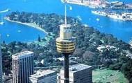 The terrific Sydney tower!
