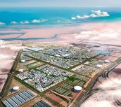 Come to the most beautiful city of Abu Dhabi, Masdar