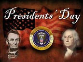President's Day Program