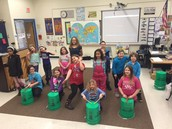 Music Club Bucket Drumming