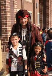 Character Parade a Great Success!