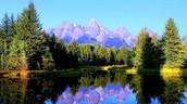 Grand Teton formation
