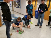 HHS Physics Students