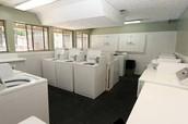24 HR. Laundry Room
