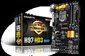 Gigabyte Motherboard H97-HD3