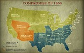 what the comprimise of 1850 did