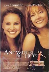 Novel: Anywhere But Here