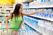 Buying Water from Stores