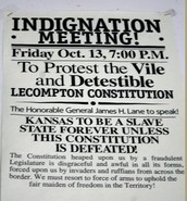 Lecompton Constitution?