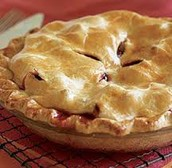 Get Your Homemade Holiday Pies - Support TPCA Bands