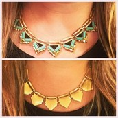 Zia Necklace green