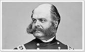 Maj Gen. Ambrose Burnside