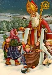 Who was Saint Nicholas