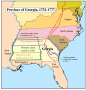 Georgia is a Land of Fortitude