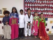 November - Pakistan, India, South Korea.