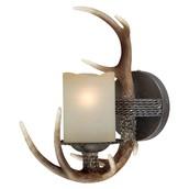 deer antler candle