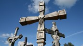 This is the hill of Crosses