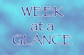 Week~At~A~Glance!