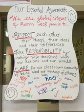 Room 208 - Fifth Grade Global Citizens