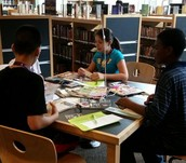 Harris MS Library