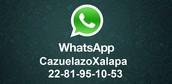 CONTACTO EVENTOS CAZUELAZO XALAPA