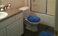 2 Large Bathrooms