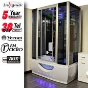Acquire A Elegant Make-Over For Your Washroom With The Addition of A Steam Shower Cubicle