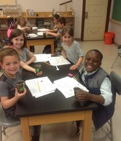 Planting in science