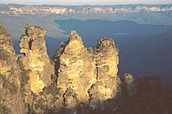 Is the Greater Blue Mountains a cultural or a natural site?