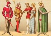 An overview of clothing in the Middle Ages