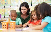 Preschool teacher, postsecondary