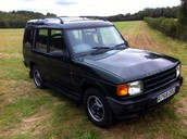 1998 LAND ROVER DISCOVERY 300TDi