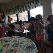 K5 Students Singing