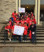 Cary MS Competes at UIL