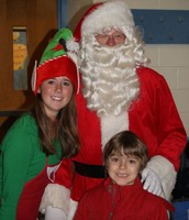 Project Graduation Santa Breakfast