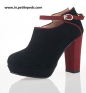 Buy Ankle Boots, Ladies Shoes from Australia Company Ships to India - Petite Peds