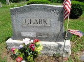 William Clark gravesite