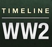 Timeline WW2