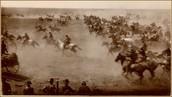 1893: Cherokee Strip Land Run